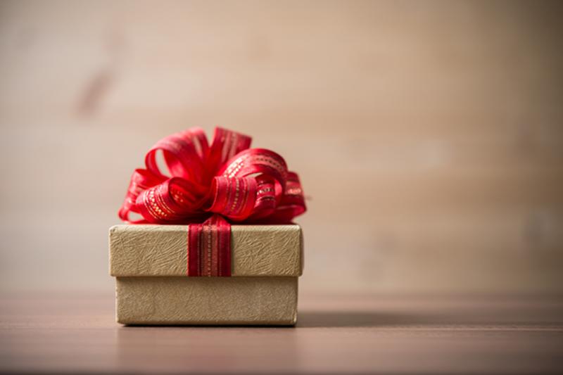 Festa sem lixo: embalagens de presentes